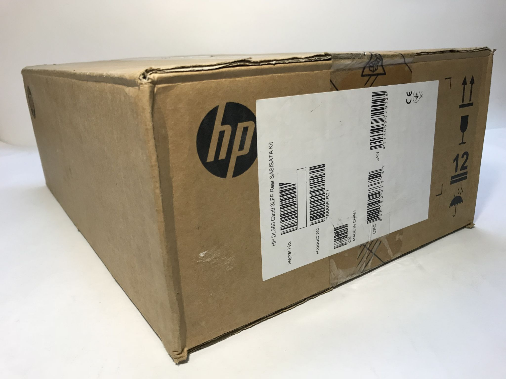 Опция HPE DL380 Gen9 3LFF Rear SAS/SATA Kit