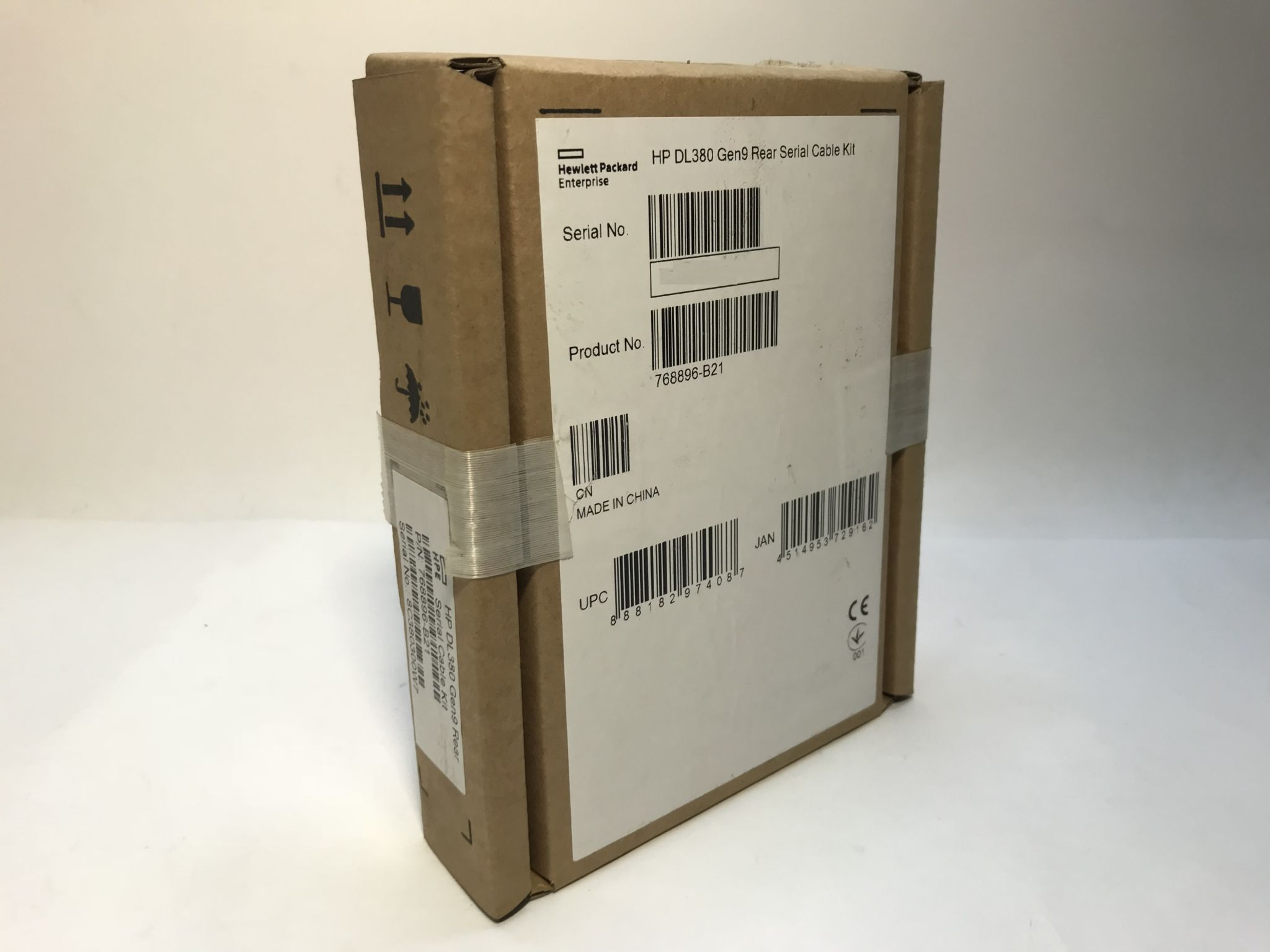 Кабель HPE DL380 Gen9 Rear Serial Port and Enablement Kit