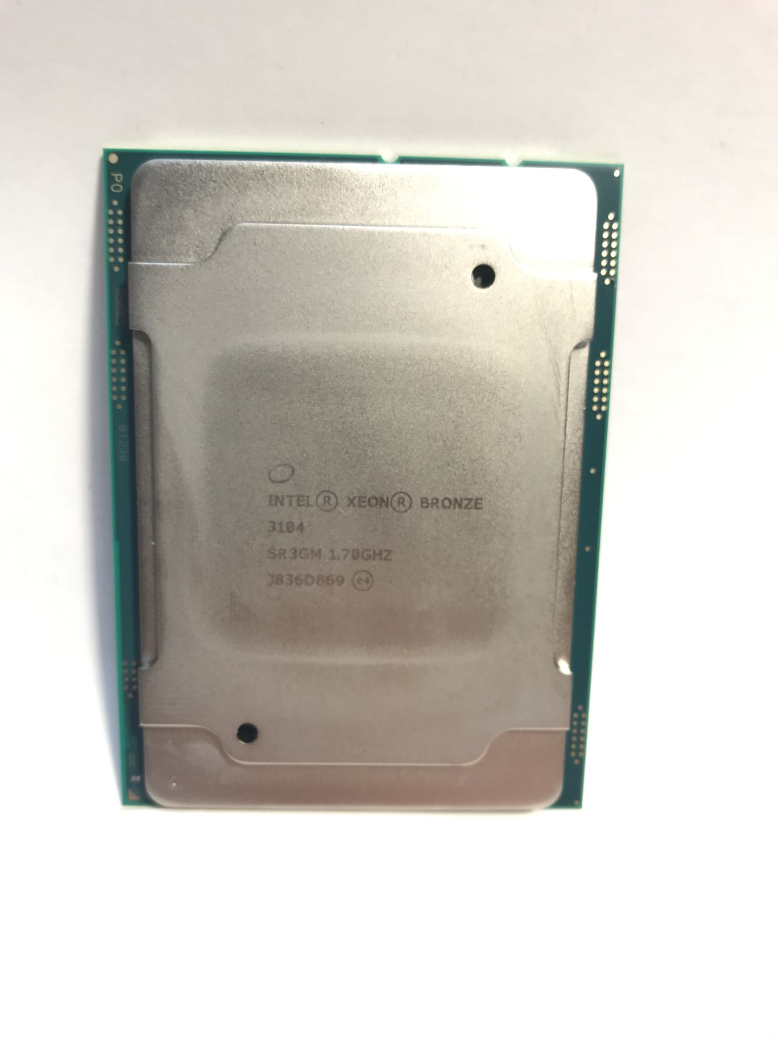 Процессор Intel Xeon Bronze 3104 1.7Ghz